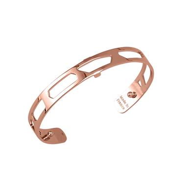 Buy Les Georgettes Thin Rose Gold Girafe Cuff Bangle