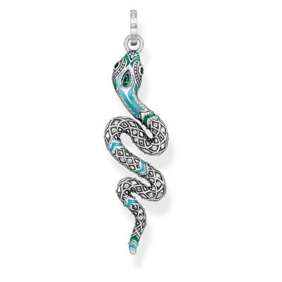 Buy Thomas Sabo Multi CZ Snake Pendant