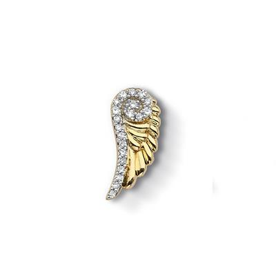 Buy Dower and Hall Gold Diamond Wing Pave Treasue