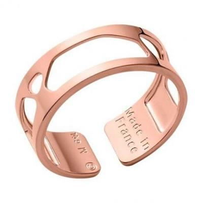 Buy Les Georgettes Rose Gold Ruban Ring (52)