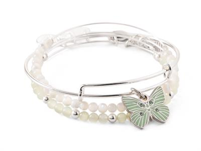 Buy Alex and Ani Butterfly Set of 3
