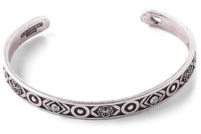 Buy Alex and Ani Path of Life Cuff in Rafaelian Silver