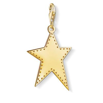 Buy Thomas Sabo Gold Star Charm Pendant