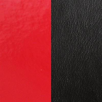 Buy Les Georgettes Medium Black / Red Leather