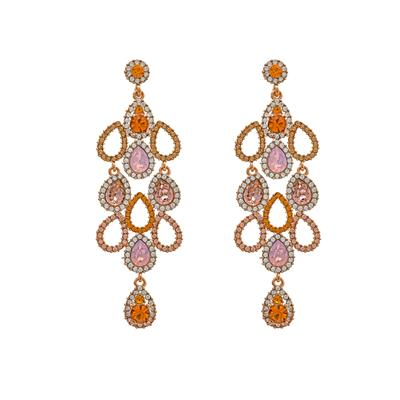 Buy Lily and Rose Chloe Topaz Earrings