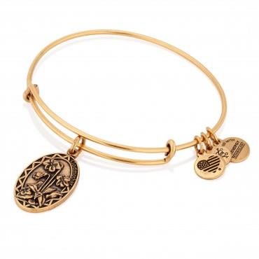Buy Alex and Ani Because I Love You, Godmother in Rafaelian Gold