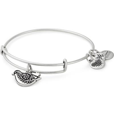 Buy Alex and Ani Dove Charm Bangle