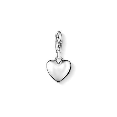 Buy Thomas Sabo Silver Heart Charm