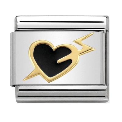 Buy Nomination Black Heart Lightning