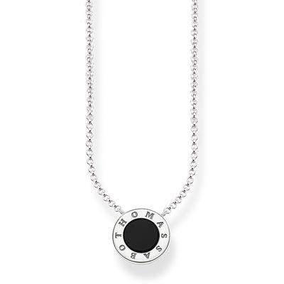 Buy Thomas Sabo Glam & Soul Classic Onyx Necklace
