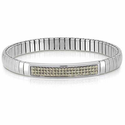 Buy Nomination Silver and Gold Swarovski Extension Bracelet