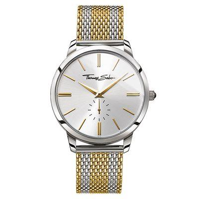 Buy Thomas Sabo Men's Gold Rebel Spirit Watch