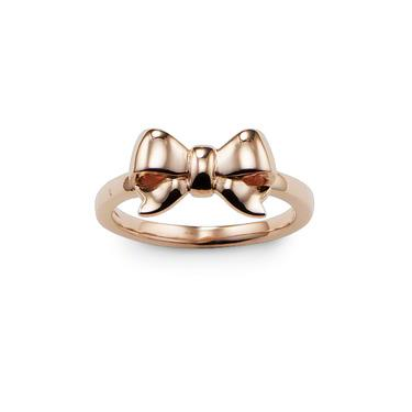 Buy Thomas Sabo GLAM & SOUL Rose Gold Bow Ring Size 56