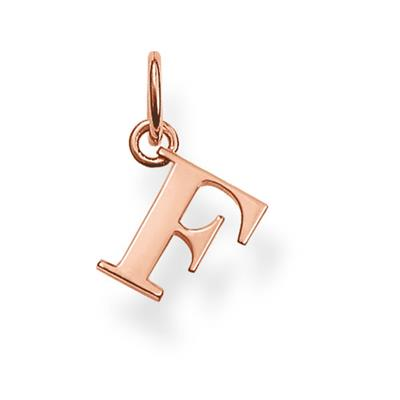 Buy Thomas Sabo Rose Gold F