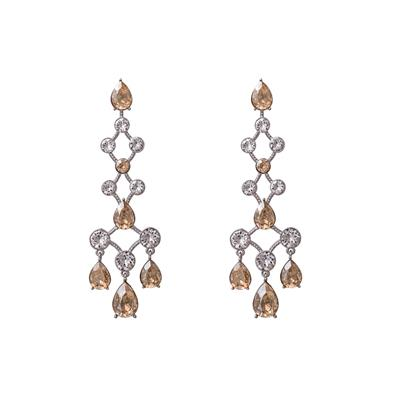 Buy Lily and Rose Nicola Light Silk Earrings