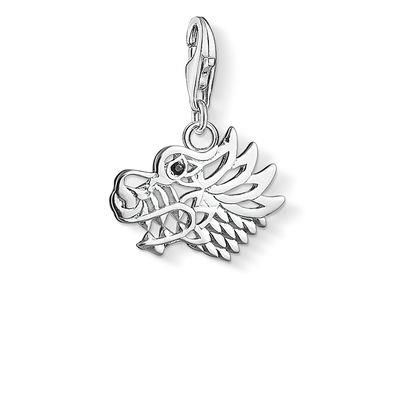 Buy Thomas Sabo Filigree Dragon CZ Charm