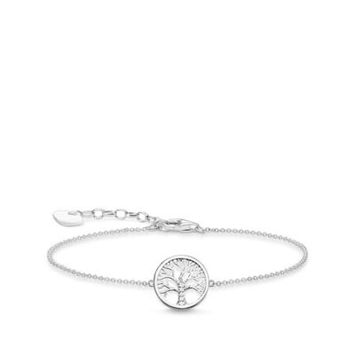 Buy Thomas Sabo Silver Tree of Life Bracelet