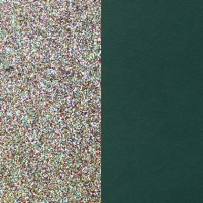 Buy Les Georgettes Slim Multi-Glitter / Teal Leather