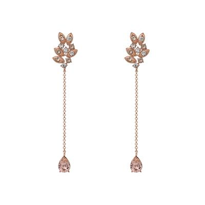 Buy Lily and Rose Miss Laurel Light Silk Earrings