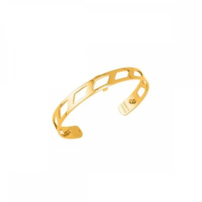 Buy Les Georgettes Thin Gold Ruban Cuff Bangle
