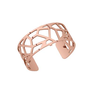 Buy Les Georgettes Medium Rose Gold Girafe Cuff