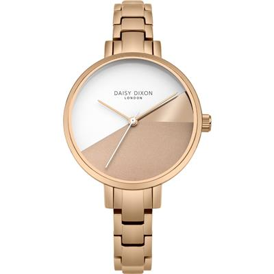 Buy Daisy Dixon Rose Gold Ava Watch