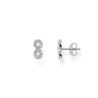 Buy Thomas Sabo Infinity of Love Silver Studs 1cm