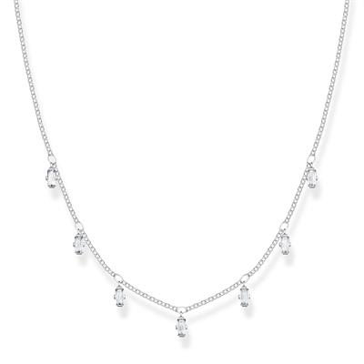 Buy Thomas Sabo Multi Baguette Necklace