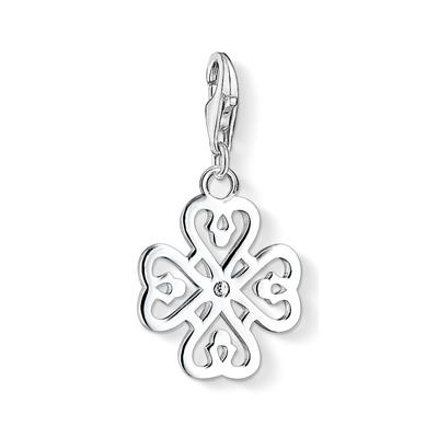 Buy Thomas Sabo Clover Leaf CZ Charm