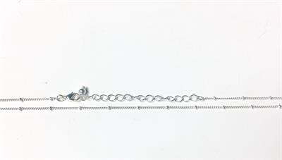 """Buy Blowing in the Wind 24"""" Silver Chain"""