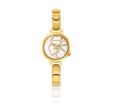 Buy Nomination Paris Pearl and Gold Watch