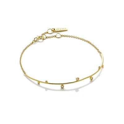 Buy Ania Haie Touch of Sparkle Gold Bracelet