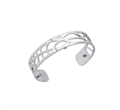Buy Les Georgettes Silver Fougere Slim Cuff
