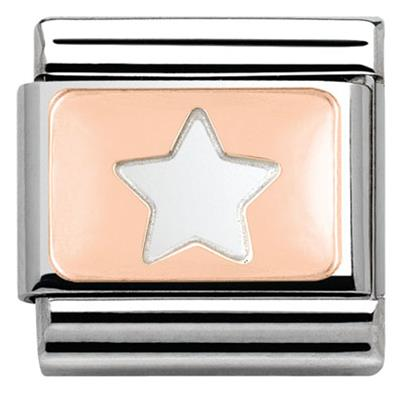Buy Nomination Rose Gold Star Charm