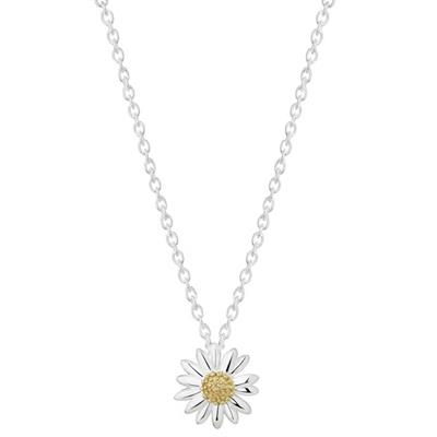Buy Vintage Daisy 20mm Pendant Necklace