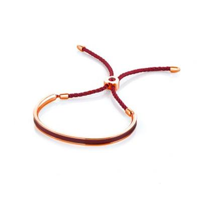 Buy FervorMontreal Mi Amore Ruby Rose Gold Bracelet