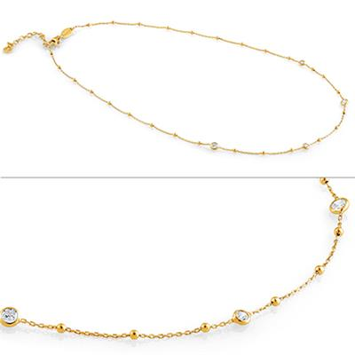 Buy Nomination Bella Necklace in Yellow Gold