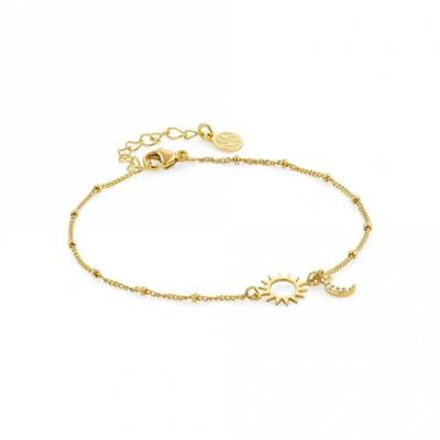 Buy Nomination Antibes Bracelet with Sun and Moon