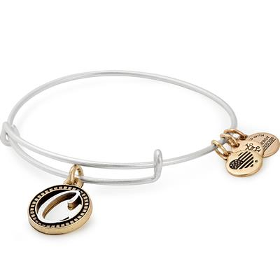 Buy Alex and Ani C Initial Two-Tone Bangle