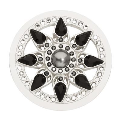 Buy Nikki Lissoni Silver Everlasting Star Coin 33mm