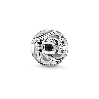 Buy Thomas Sabo Eye of Horus Black CZ Bead