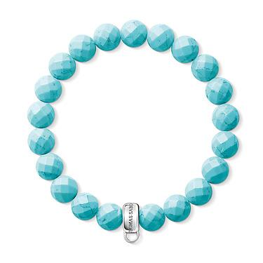 Buy Thomas Sabo Mini Turquoise Large Charm Bracelet