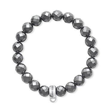 Buy Thomas Sabo Hematite Small Charm Bracelet
