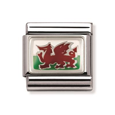 Buy Nomination Wales Silver Flag