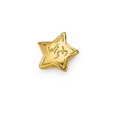 Buy Dower and Hall Gold Small Wish Star Treasure
