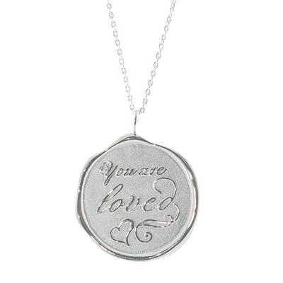 Buy Tokens Of Love You are loved, Necklace