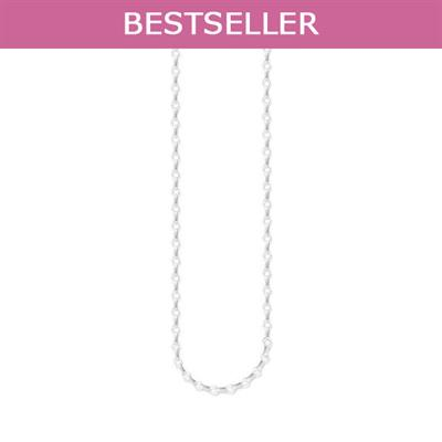 Buy Thomas Sabo Long Belcher Charm Necklace 90cm