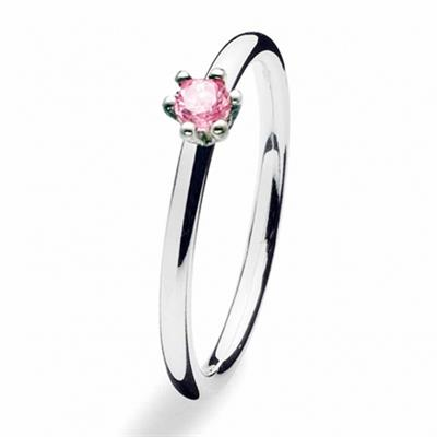 Buy Spinning Denmark Pink Princess Ring S