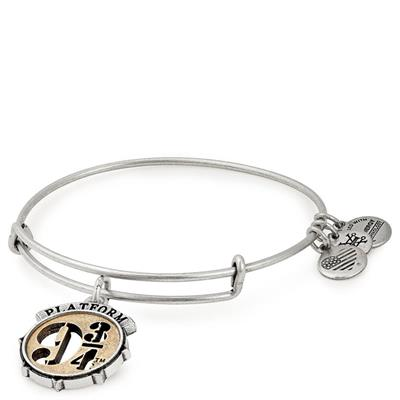 Buy Alex and Ani Harry Potter Platform Two Tone Bangle in Rafaelian Silver