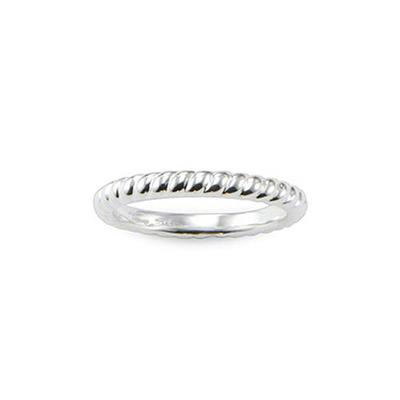 Buy Thomas Sabo Twist Ring Sterling Silver Size 52